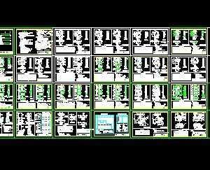 室内设计毕业论文网_室内消火栓安装图集(CAD版)免费下载 - 污水处理图 - 土木工程网