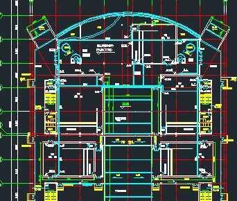 某七层影院给排水消防系统施工图