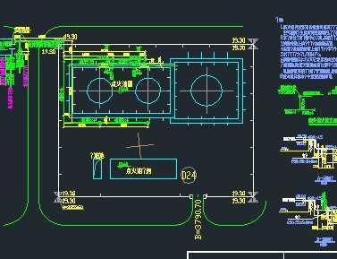 油区泡沫消防系统设计图