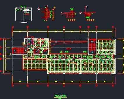 某综合楼喷淋v实例实例六合无绝对模具设计-proe中文版系统详解图片