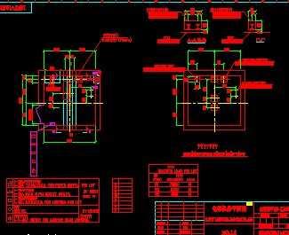 电梯机房平面布置图_电梯机房平面布置图免费下载 - 电气图纸 - 土木工程网