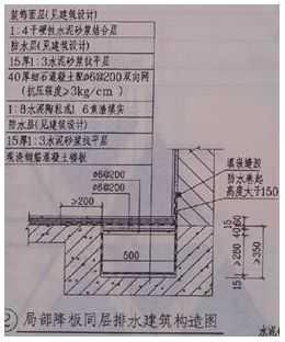 卫生间排水管道设计