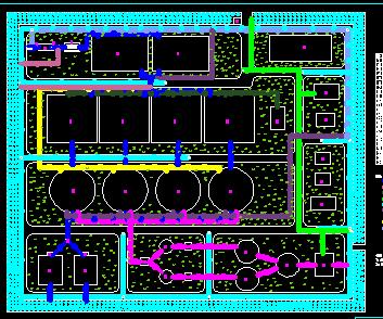 污水处理厂毕业设计(含图纸及设计书)