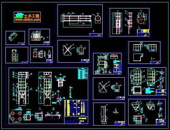 cm48-2-2700脉冲袋式除尘器安装图