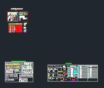 CAD环境工程图块大全