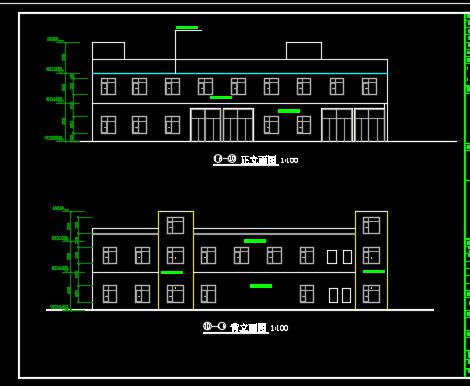 卫生院污水处理施工图