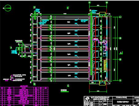 深床滤池工艺设计图