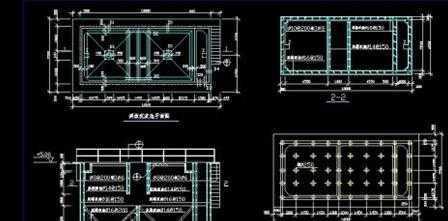 竖流式沉淀池,斜板沉淀池的设计程序图片