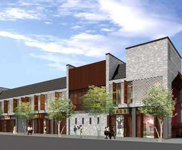 某建筑项目一期建筑概念设计深化方案