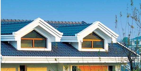 农村屋顶造型效果图