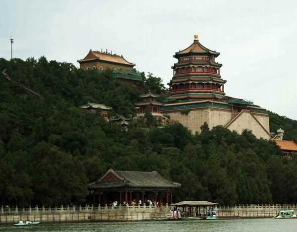中国古代建筑巡礼