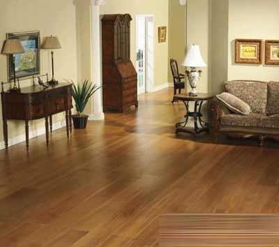 三层实木复合地板配色