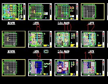 标准厂房工程施工组织设计65p