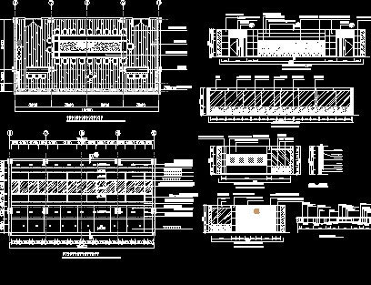 120平会议室装饰设计详图图片