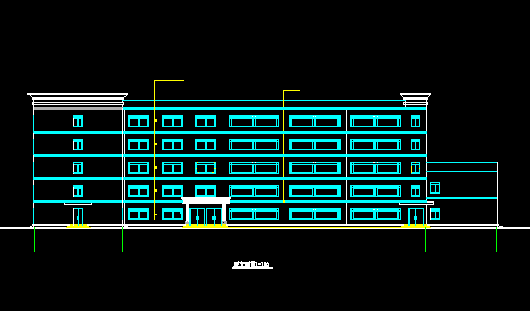 车库施工毕业设计(总平图、进度表)