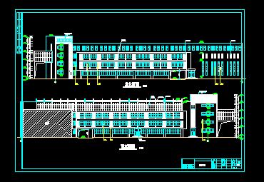 四层框架办公楼毕业设计(含图纸)