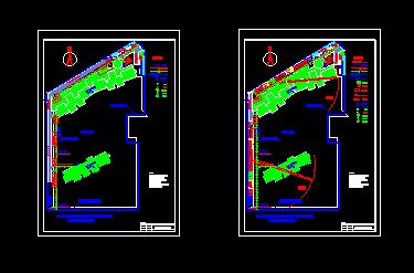 32层剪力墙结构商业楼毕业设计(网络计划图、平面图)