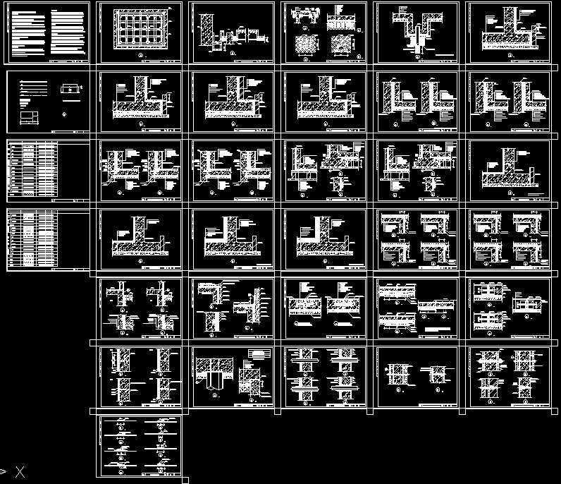 2003版地下室防水图集