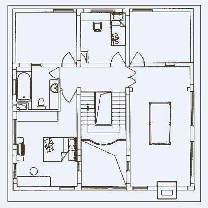 别墅平面设计图图片