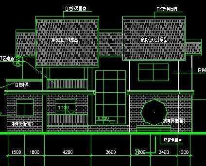 别墅设计图纸免费下载