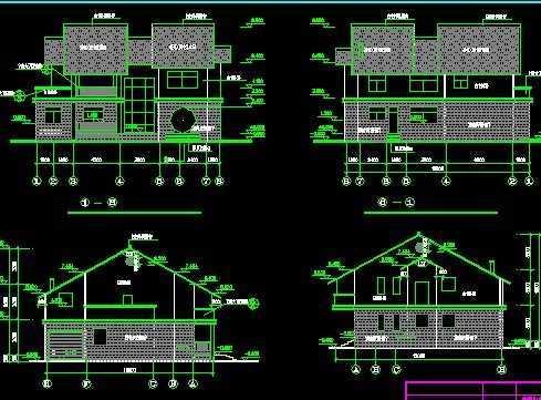 建筑施工图纸免费下载