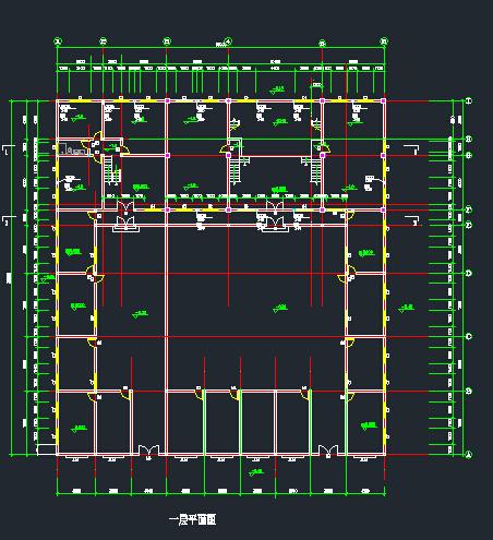 某四合院建筑工程施工图纸