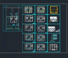 农村别墅小别墅v农村图纸免费下载-全套图纸装修设计火锅店图纸图片