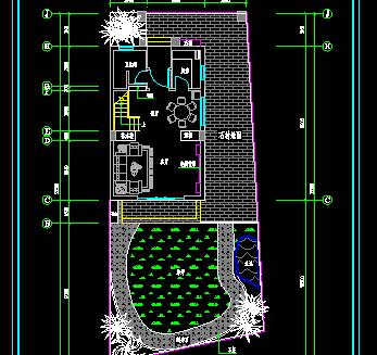 别墅平面设计图纸