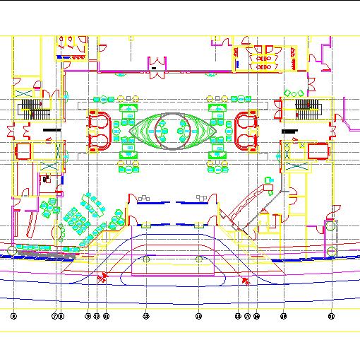 迪拜星级国际酒店建筑施工推台(英文)免费下载简易图纸图纸锯v星级图片