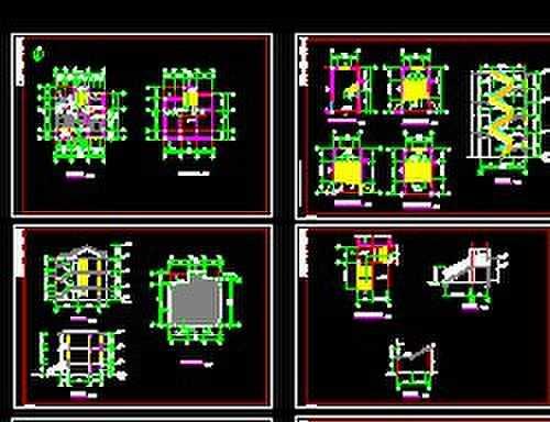 建筑规划图 - 土木工程