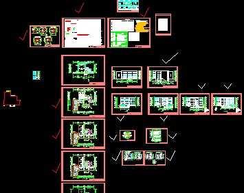 某小学教学楼建筑设计图免费下载 - 建筑规划图 ...