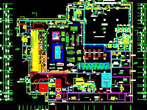 超市设计平面图_超市内部设计平面图_商场设计平面图