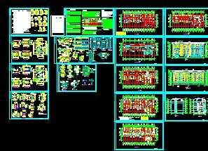 某住宅楼建筑施工图