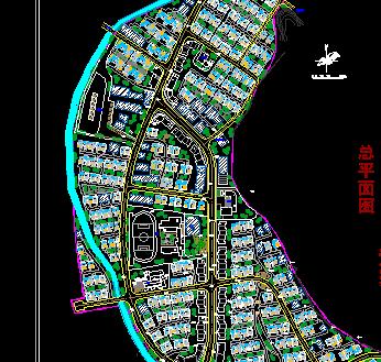村庄建设规划设计图纸