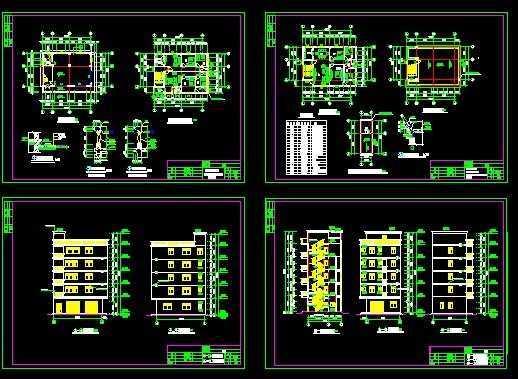 私宅建筑设计图