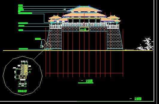 建筑设计 建筑图纸