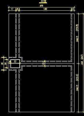 桥梁人行道建筑