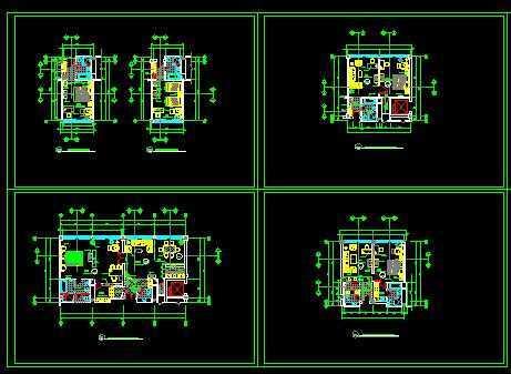 酒店客房平面设计方案