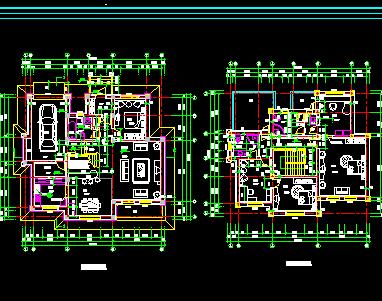 某住宅建筑设计图纸