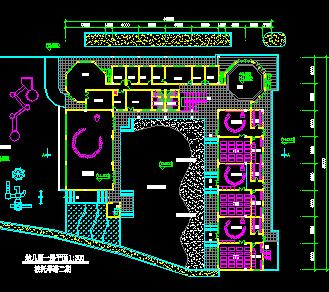 幼儿园建筑设计图纸免费下载