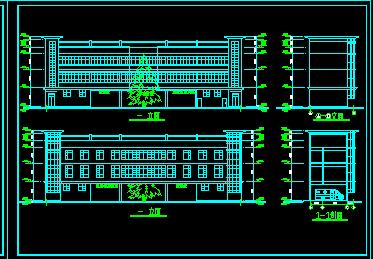 某医院急救中心设计图图片