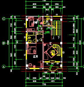 五套四层软件住宅楼建筑设计私人免费需要家具设计时注意定制什么图纸图片