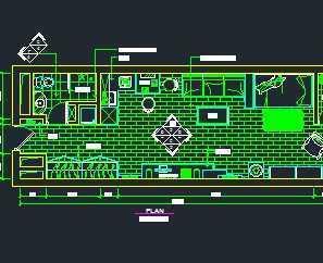 小户型室内设计家装平面图免费下载 建筑户型平面图