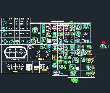 小高层住宅户型平面图集锦