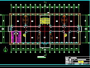 小学教学楼建筑设计图免费下载 - 建筑户型平面图 ...