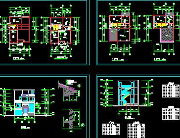 農村自建房建筑設計圖