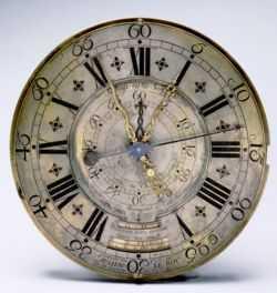 3dmax素材(欧式钟模型)图片