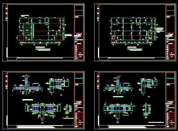 2010年新疆世博上海馆图纸CAD版免费下载200664cad位下载图片