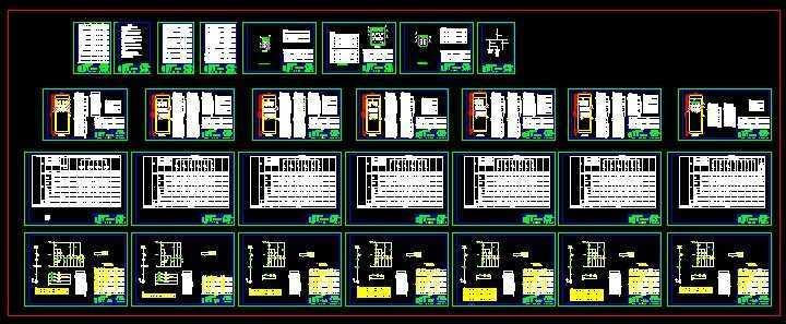 某成套低压工厂供电设计图