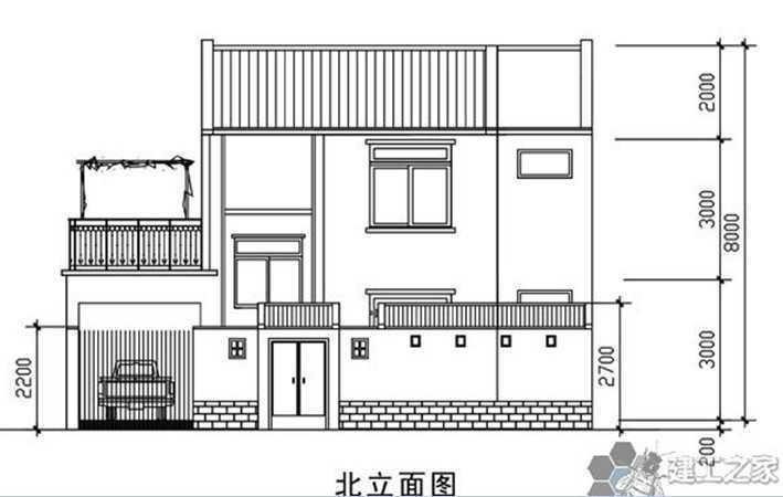 v详图新详图图纸设计图38张免费下载-建筑看板住宅农村厚在中如何图片